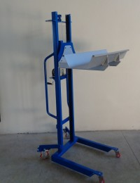 manual mini lifter Handy with frontal cradle